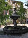 Image for Place de la Fontaine - Saignon, Luberon, France