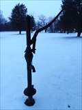 Image for East Saugatuck Cemetery Hand Pump - Fillmore Township, Michigan