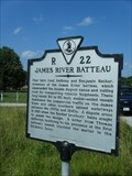 Image for James River Batteau