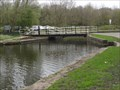 Image for Bradley Swing Bridge On Sankey Canal - Newton-le-Willows, UK