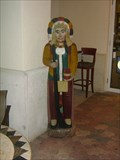 Image for Angry Moon in Abacoa Cigar Store Indian - Jupiter,FL