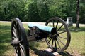 Image for 12-pounder bronze field howitzers, Model of 1841 #53 - Chickamauga National Military Park