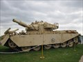 Image for Centurion Mk 5 AVRE 165 - Imperial War Museum Duxford, Cambridgeshire, UK