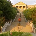 Image for Southwestern College's 77 Steps - Winfield, KS