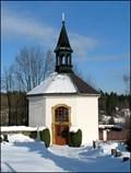 Image for Osmiboka marnice / Octagonal Mortuary, Smrzovka, CZ