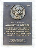 Image for Augustin Berger - Boskovice, Czech Republic