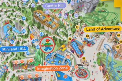 Legoland California - 'You Are Here' Maps on Waymarking.com on michigan's adventure map, southern adventures map, harry potter california map, cliff's amusement park map, lego california map, pacific park map, kings dominion map, disneyland map, death valley national park california map, carlsbad map, six flags map, magic kingdom map, sesame place map, catalina express map, kiddieland map, seaworld map, wyandot lake map, oaks amusement park map, knott's berry farm map, san diego map,