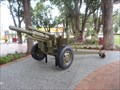 Image for 105mm Howitzer - Armadale,  Western Australia