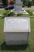 Image for Sgt. Ross F. Gray -- Bibb Co. Courthouse Grounds, Centreville AL