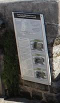 "Image for ""64-pound Rifled Muzzle Loader Gun in a Moncreiff Disappearing Gun Mount"" -- Ft Scaur, Sandys Par. BM"