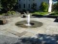 Image for Friends Fountain at Capen Garden - Northampton, MA
