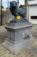Image for Le lion et la fontaine - Bohain, France