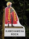 "Image for  ""KAMEHAMEHA   ROCK""   North Kohala Hawai`i"