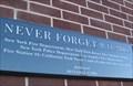 Image for 9/11 Memorial Fountain LAFD Station #88  Sherman Oaks, CA