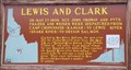 Image for Lewis and Clark Expedition at Lawyer's Canyon