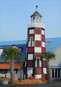 Image for Landlocked Lighthouse at Giant Crab Seafood - Myrtle Beach, SC