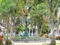Image for Derek Walcott Square Fountain - Castries, Saint Lucia