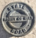 Image for Utah State Road Right-of-Way Marker ~ US Highway 50 & 6