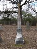 Image for Christopher J. Cox - Weaver Cemetery - Weaver, TX