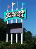 Image for Michigan's Adventure - Muskegon, Michigan