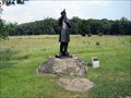 Image for Father Corby Statue - Gettysburg, PA