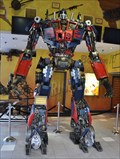 Image for Optimus Prime Transformer