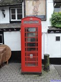 Image for Red Telephone Box - Boot Alley, St Albans, UK