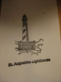 Image for St Augustine Lighthouse Stamp