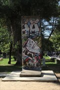 Image for Fragment of the Berlin Wall Nr: 28/40 - Tiranë, Albania