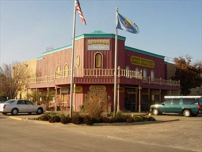 Cimarron Steakhouse Oklahoma City Ok Steakhouses On Waymarkingcom