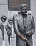 Image for John F. Kennedy - Memorial - New Ross, Wexford, Ireland.