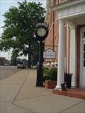 Image for Walcott Bank Clock  -  Walcott, IA
