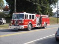 Image for Franklinville Fire Dept. Engine 88, Franklinville, NC, USA