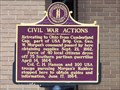 Image for Civil War Actions - Booneville, KY