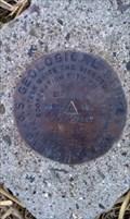 Image for USGS '4 DOR 1963' BM - Lake County, OR