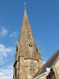 Image for Church of St Catharine - Steeple - Baglan, Wales.