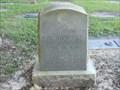 Image for IORM Headstone - George Lynwood Culver - Jacksonville, FL
