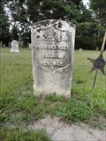 Image for Grave of Wm. Taylor
