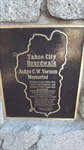 Image for Judge C.W. Vernon - Tahoe City, CA