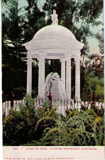 colorized version of the original replica of Henry Lathrop