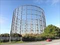 Image for East Greenwich - Gas Holder - London, Great Britain.
