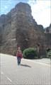 Image for La forteresse en pierre du château de Canterbury