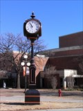 Image for Oklahoma Centennial Clock - Oklahoma State University - Stillwater, OK