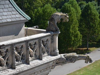 All gargoyles are grotesques but, technically speaking, not all grotesques are gargoyles. Do you know the difference?