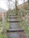 Image for Bridge to Bridge, Pontryhdafen Steps, Afan Valley, Wales.