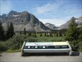 Image for Glacier, Mountain, Lake, and Falls Orientation Table - Banff National Park, Alberta, Canada