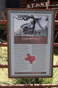 Image for Locomotive -- Ranching Heritage Center, Lubbock TX