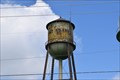 Image for Mt Gilead Water Tower, Older, Mt Gilead, NC