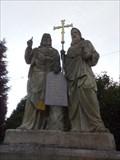 Image for Sousoší sv. Cyrila a Metodeje - Boskovice, Czech Republic