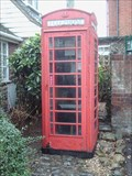 Image for Red Telephone Box, Birling, Kent